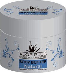 Aloe+ Colors Natural Cosmetics Body Butter Natural 50ml