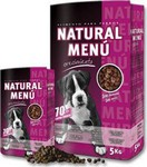 Natural Menu Puppy Semi Moist 1.5kg