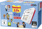 Nintendo 2DS White and Red & Tomodachi Life