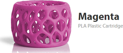 3D Systems Cube3 PLA Magenta (391149)