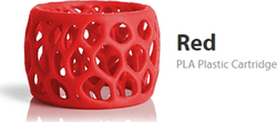 3D Systems Cube3 PLA Red (391142)