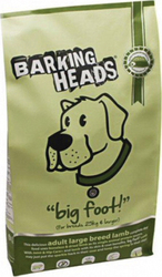 "Barking Heads ""Big Foot's Bad Hair Day"" 2kg"
