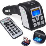 OEM Bluetooth USB/SD MP3 Player Car FM Transmitter