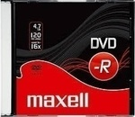 Maxell DVD-R 4.7GB 16x speed