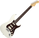 Fender American Deluxe Stratocaster HSS Olympic Pearl