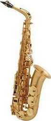 SELMER SA80II Brushed Gold Lacquer Άλτο Σαξόφωνο