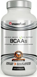 Maximuscle Maxi BCAAs 130 κάψουλες
