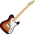 Fender American Deluxe Telecaster Thinline 3-Color Sunburst