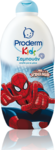 Proderm Kids Σαμπουάν Spiderman 500ml