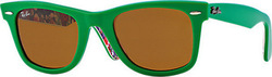 Ray Ban Original Wayfarer Rare Prints RB2140 1140