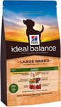 Hill's Ideal Balance Large Breed Chicken & Brown Rice 12kg