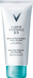 Vichy Purete Thermale 3 in 1 One Step Cleanser for Sensitive Skin 200ml