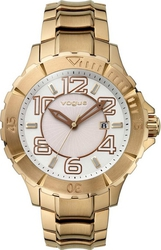Vogue City Rose Gold Stainless Steel Bracelet 97022.2