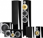 Bowers & Wilkins CM9 S2 Theatre