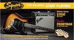 Squier Set: Affinity Series Strat HSS with Frontman 15W Amp