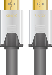 Sinox HDMI Cable with Ethernet HDMI male - HDMI male 15m (SHD3015)