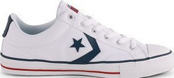 Converse Star Player Ev Ox White Navy 144151C
