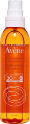 Avene Sun Care Oil SPF30 200ml