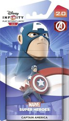 Disney Infinity 2.0 Marvel Super Heroes - Captain America