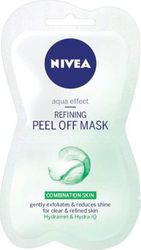 Nivea Visage Refining Peel Off Mask Combination Skin 2x5ml