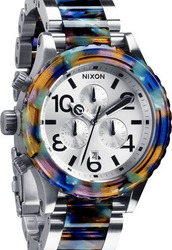 Nixon 42-20 Chrono Watercolor
