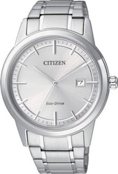 Citizen EcoDrive Stainless Steel Bracelet AW123158A