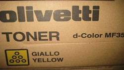 Olivetti A0D72L1 Yellow