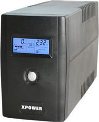 Xpower Protect 1000 Series 850VA