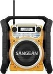 Sangean U-4 BT Yellow