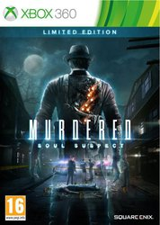Murdered: Soul Suspect (Limited Edition) XBOX 360