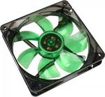 Cooltek Silent Fan 120mm Green LED