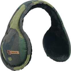 BREKKA COTTON ECO EARCOVER CAMO