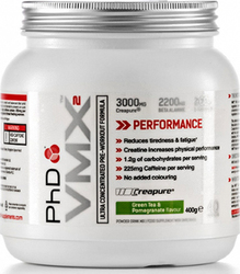 PhD Nutrition VMX2 400gr Raspberry Lemonade