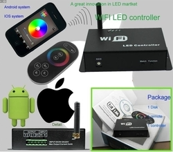 Wifi(Android) RGB Controller LMS 05675