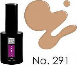Fxnails Gel Polish No 291 Dark Beige