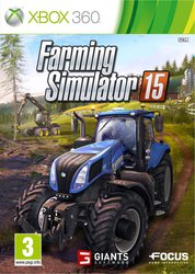 Farming Simulator 2015 XBOX 360