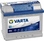 Varta Blue Dynamic D53 12V 60Ah