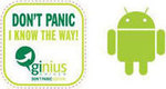GInius Driver Don't Panic Standard Edition με Χάρτες Ελλάδας (Android Smartphone and Tablet Version) (έως 6 Άτοκες Δόσεις)