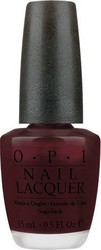 OPI Midnight in Moscow NL R59