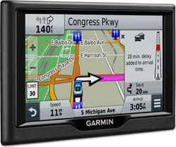 Garmin Nuvi 67LMT Central Europe Traffic