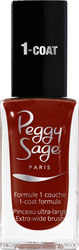 Peggy Sage 1-Coat Nail Lacquer Griotte