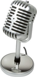 LogiLink Retro Style Microphone