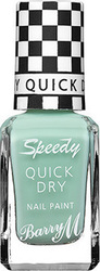 Barry M Speedy Nail Paint Pole Position