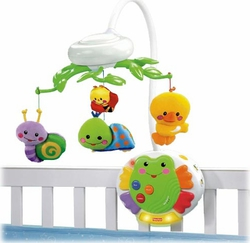 Fisher Price Smart Response Musical Mobile
