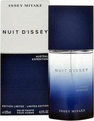 Issey Miyake Nuit D΄Issey Austral Expedition Eau de Toilette 125ml