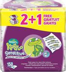 Pampers Kandoo Sensitive 2*50τμχ & Δώρο 1*50τμχ