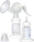 Lorelli Bertoni Breast Pump with Bottle 120ml