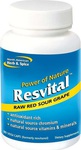 North American Herb & Spice Resvital 90 ταμπλέτες