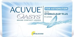 Acuvue Oasys for Astigmatism Δεκαπενθήμεροι 6pack
