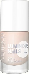 Catrice Cosmetics Luminous Nails 5in1 Care Polish Petit Cafe Au Lait 20